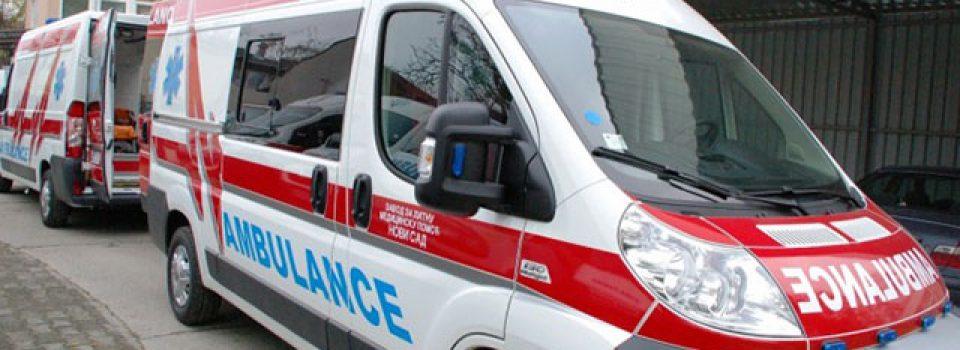 Преврнуо се аутобус на линији Никшић-Врбас, повређена 41 особа, две теже